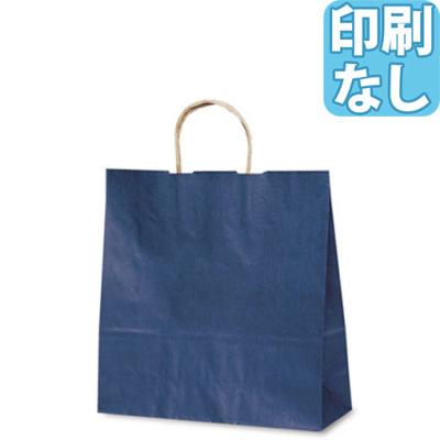 カジュアルクラフトバッグ M カラー 【印刷なし】