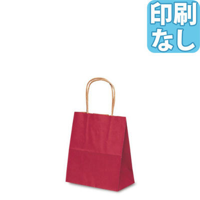 カジュアルクラフトバッグ SS カラー 【印刷なし】