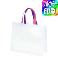 国内製フルカラー不織布バッグ M
