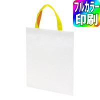 国内製フルカラー不織布バッグ 平袋S