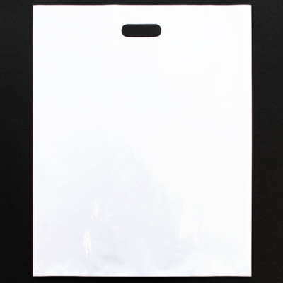 ポリバッグ(グラビア印刷)M 乳白