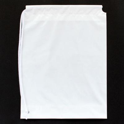 ポリバッグ(グラビア印刷)ショルダー小サイズ 乳白