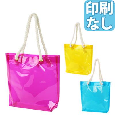 PVCトートバッグ [夏季限定] 印刷なし